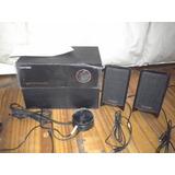 Microlab M210 Reproductor De Sonido Nuevo Escucho Oferta