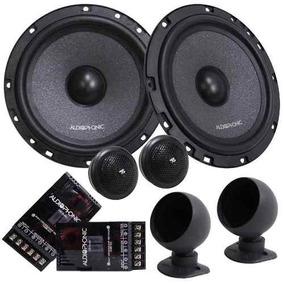Kit 2 Vias Audiophonic Kc6.3 6,5 160w+frete Gratis Brasil