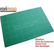 Base De Corte Para Patchwork E Scrapbook 60x45cm Dupla Face