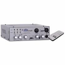 Amplificador Para Som Nca Sa20 100 Watts Usb
