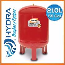 Tanque Hidroneumatico Hydrosmart ® De 210l Vertical