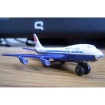 Matchbox Avion Boeing 747 British Airways