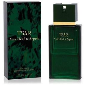 Perfume Importado Tsar 100ml Van Cleef & Arpels Masculino.