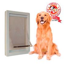 Puerta Plastico Ideal Pet Grande Perro Gato Casa Hogar