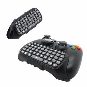 Teclado Chatpad Sem Fio Wireless Para Controle Xbox 360