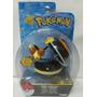 Pokebola Pokémon Original Tomy Con Eevee Nueva! Con Envío