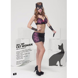 Disfraz Gatúbela Cat Woman Disfraces Erótico Sexy Sensual