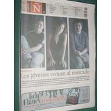 Revista Ñ 53 Kohan Abbate Olguin Nick Cave Guitarras Mundo