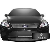 Parrilla Ingen Ford Focus Tuning Aluminio Cromado Accesorios