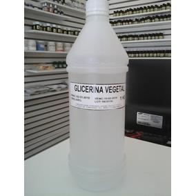 Glicerina Pura Usp Por 1 Kgr.