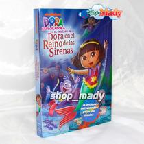 Dora La Exploradora - Dora En El Reino De Las Sirenas Dvd