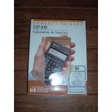 Calculadora Financiera Hp 10b Business Con Caja