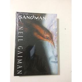 Sandman - Edição Definitiva Vol 1 - Neil Gaiman - Lacrada