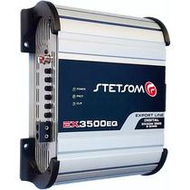 Módulo Stetsom Ex3500 Eq 3500w Rms 1canal Lançamento Taramps