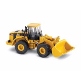 Mini Caterpillar Carregadeira 966g 1:87 Ho Norscot 55109