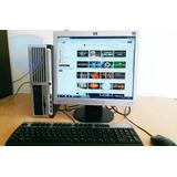 Computadoras Baratas Hp Para Cibercafe +lcd Core 2 Duo