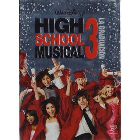 High School Musical 3 Tres La Graduacion Pelicula En Dvd