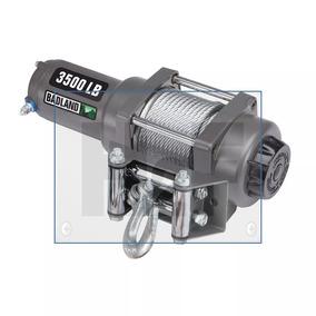 Broca Winch Electrico 3500 Lbs Atv / Cuatrimoto Camioneta