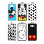 Capinha Capa Mickey Minnie- Galaxy A3, A5, A7, E5 Ou E7