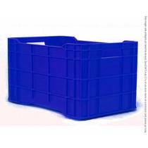 Caja Plastica Apilable Mediana 50x33x28 De Mediana Calidad