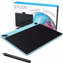 Tableta Grafica Wacom Intuos Art Medium Usb Pen Touch Envío