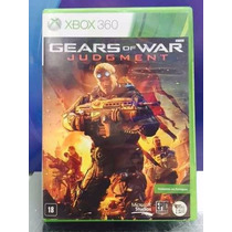 Gears Of War - Judgement Xbox 360