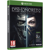 Videojuego Xbox One Dishonored 2 Limited Edition