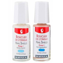 Tratamento Para Unhas Nail Shield 2 X 10 Ml Unissex Mavala