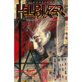 Hellblazer Origens 1 A 7 Panini Comics Jamie Delano Completo