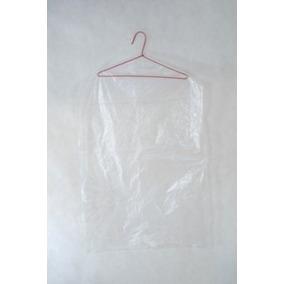 Sacos Plásticos Capas Lavanderia Vest 60x1,80 Lisa C/100 Un
