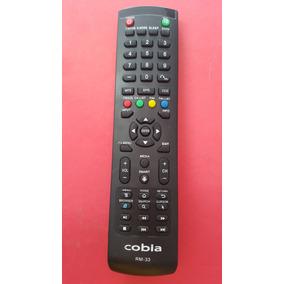 Control Remoto Pantalla Cobia Smart Tv Rm-33