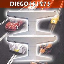 Bases Para Puente Scalextric (comp) Pista De Autos Esc. 1/32