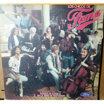 Disco Compilado Los Chicos De Fama Disco De Vinilo Argentino