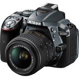 Cámara Nikon D5300 Reflex Digital Con Lente De 18-55 Mm 0371