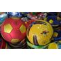 Bola De Futebol De Plástico N. 5 - 10 Unid.