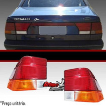 Lanterna Traseira Versailles 91 92 93 94 95 96 Tricolor