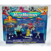 Power Rangers Micro Máquinas # 3 Megazord Vs Squatt