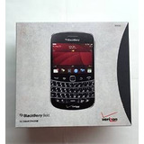 Verizon Wireless Blackberry Bold Touch 9930 Smartphone No Re