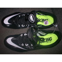Spikes Atletismo Velocidad Nike Rival S 7, 8, 8.5, 9 Mex