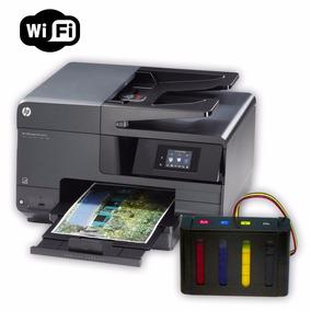 Impresora Multifuncional Hp Deskjet 8610 - Sistema Continuo