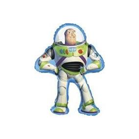 Globo Importado Buzz Toy Story 90 Cm Cotillon