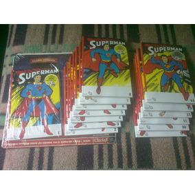 Superman Toda La Coleccion Clarin 100 Primeras Historietas !