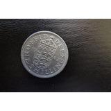 Oferta Inglaterra 1 Shilling 1962 (2)
