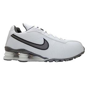 Nike Shox Turbo V Branco E Preto Frete Gratis