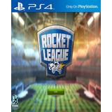 Rocket League Ps4 Digital