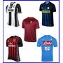 Camisetas Juventus Inter Milan Napoli Lazio Roma. Encargo.