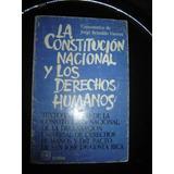 J R Vanossi La Constitucion Nacional Y Los Derechos Humanos