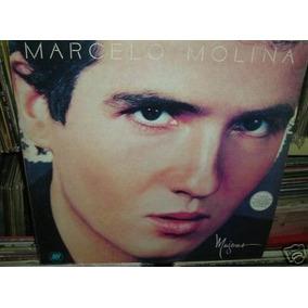 Marcelo Molina Mujeres Vinilo Argentino Autografiado