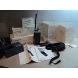 Radio Transmisor Y Receptor Vhf Yaesu Ft-207r Japan 1979