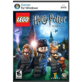 Pc Lego Harry Potter -original- Novo-